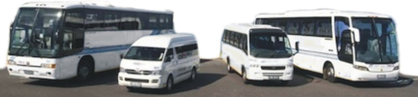 Various Coaches from Coach Corp